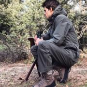 Ropa técnica de caza